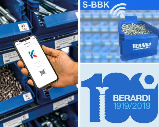Smart Factory 4.0 Berardi Bullonerie