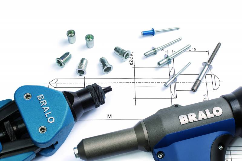 The quality in rivets: customized developments, innovative products