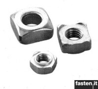Square nuts and Welding nuts