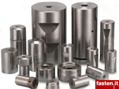 Forming tools and machine equipments, carbide tools