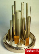 Superalloys wire, bars and rods and for oil and gas fasteners