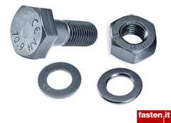 High Strength Friction Grip Fasteners