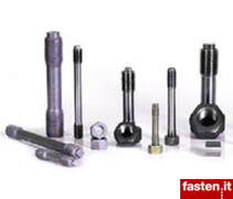 Fasteners, studs and nuts for the oil and gas industry (ASTM standards)