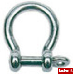 Hooks, shackles, wire rope clips, nautical fixing...