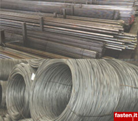 Carbon steel rods, bars and wire for fasteners