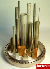 Superalloys wire, bars and rods and for oil and...