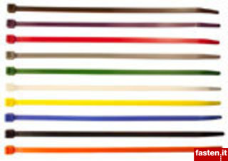 Cable ties - plastic